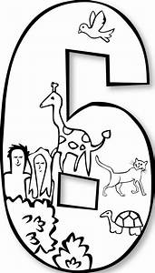 Days Of Creation Coloring Pages: Days 1 – 7 – Gianfreda ...