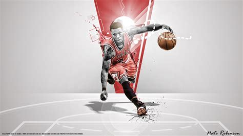 Jordan Retro 11 Wallpaper Nate Robinson Bulls 1920 1080 Wallpaper Basketball Wallpapers At Basketwallpapers Com