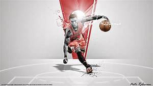 Nate Robinson Bulls 1920×1080 Wallpaper | Basketball ...