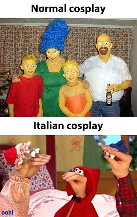 oobi puppet how italians do things your meme