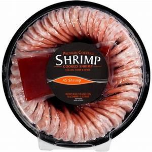 Premium Cooked Cocktail Shrimp, 45 count - Walmart.com