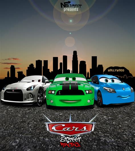 Street Racing By Nsdrift On Deviantart