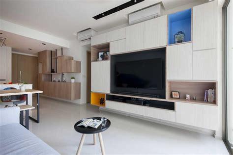 living room design ideas  contemporary storage feature