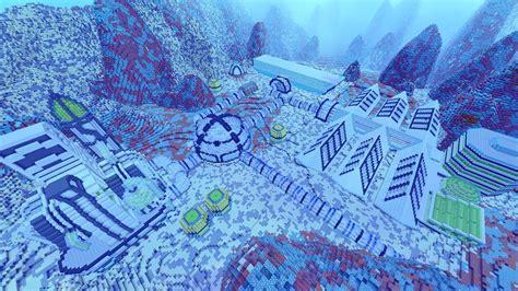 worlds biggest underwater redstone house