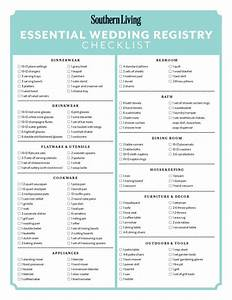 Bridal registry ideas mini bridal for Wedding registry ideas list