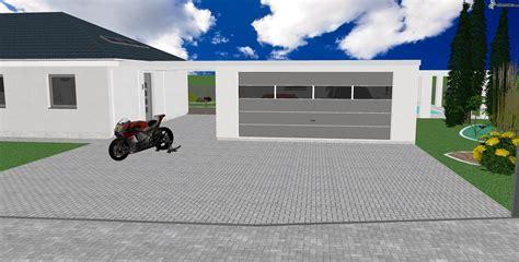 Einbauleuchten Garage by Carport Mit Sektionaltor Siebau Carport Mit Sektionaltor