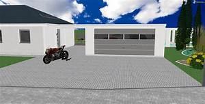 Garage Mit Carport : preise und planung garage bautagebuch dan wood ~ Orissabook.com Haus und Dekorationen