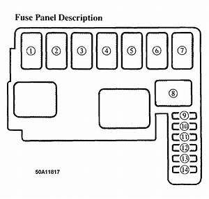 Fuse Diagram  Hello  I U0026 39 M Looking For Fuse Box Diagram For 1996