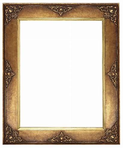 Frame Transparent Vertical Classic Frames Borders Clipart