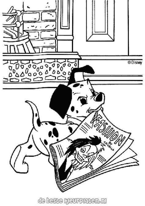 dalmatians printable coloring pages