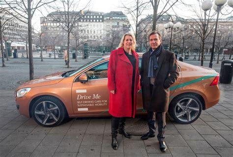volvo autopilot draws   future  autonomous driving