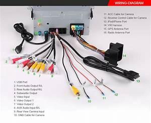 Vga To Rca Video Wiring Diagram