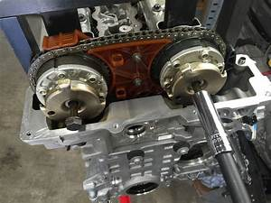 The Junkyard N54 Engine  Rebuild And Refresh  54 Timing Chain Replacement