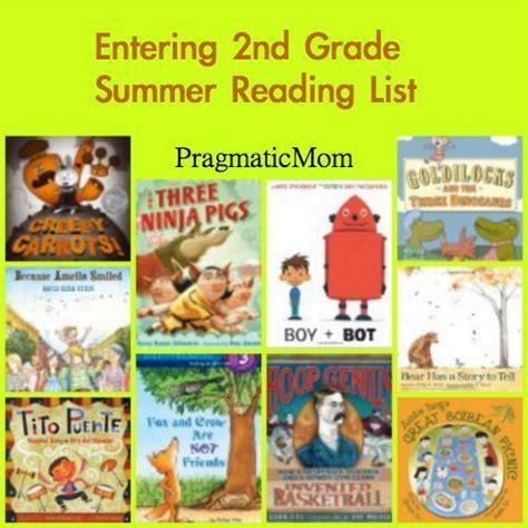 Rising First Grade Summer Reading List  Summer Reading