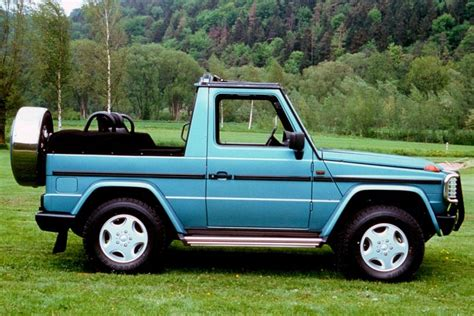 Mercedes G Class Cabriolet by Mercedes G Class Cabriolet 1990 Pictures Mercedes