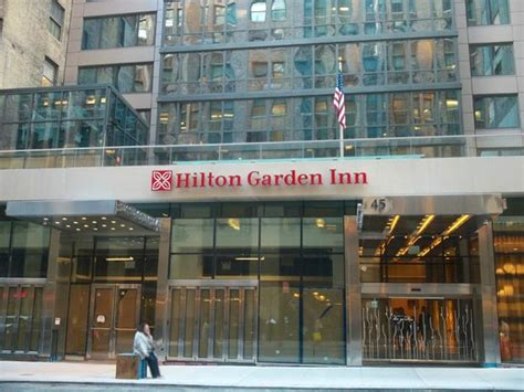 Hilton Garden Inn New York/midtown Park Ave (new York City