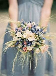 Wedding Flower Inspiration Thistle