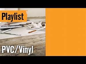 Unterschied Pvc Vinyl : pvc und vinylboden verlegen hornbach meisterschmiede youtube ~ Watch28wear.com Haus und Dekorationen
