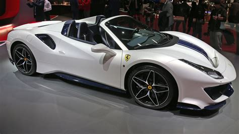 Here are the 2020 ferrari 488 pista spider rankings for mpg, horsepower, torque, leg room, head room, shoulder room, hip room and so forth. 2019 Ferrari 488 Pista Spider 4K Car | HD Wallpapers