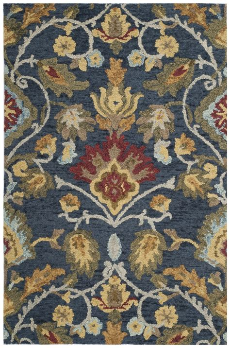 Www Safavieh by Rug Blm402a Blossom Area Rugs By Safavieh
