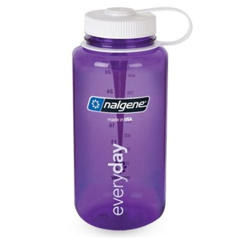 Nalgene Tritan 32oz Wide Mouth Bottle Bpa Free Purple