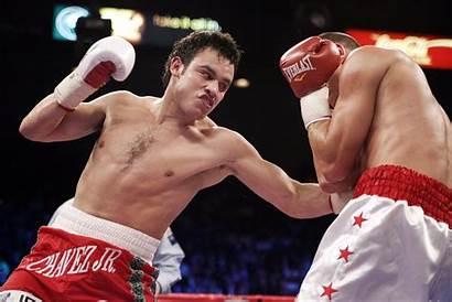 Chavez Jr Oscar Hoya Boxer Dela Julio