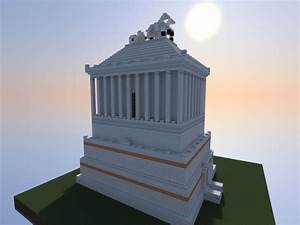 Wonders of the World - Mausoleum at Halicarnassus ...