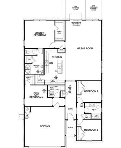 houses austin tx ideas floor plans   plan pflugerville