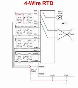Pt100 3 Wire Rtd Wiring Diagram