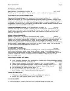 resource management resume hr manager resume human resource director resume sle