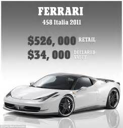 Lacking a formal education, he was given the job of shoeing horses for the italian army during world war i. Salim Mehajer 'claims $526,000 Ferrari is worth $34k to ...