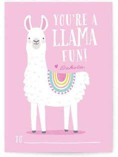 Llama Cute Valentine Sayings