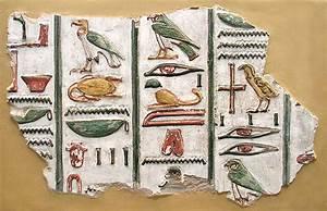 Egyptian hieroglyphs - Wikipedia  Egyptian