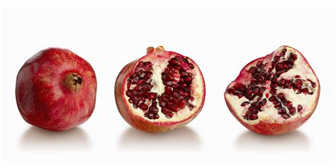 pomegranate seeds how to seed a pomegranate without getting juice everywhere huffpost
