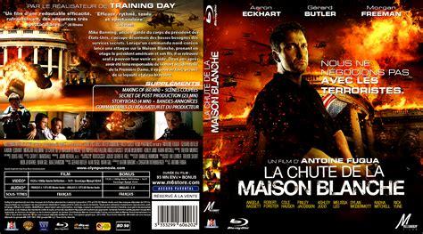 chute de la maison blanche jaquette dvd de la chute de la maison blanche custom cin 233 ma
