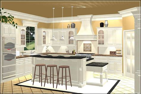 design   kitchen layout simple steps