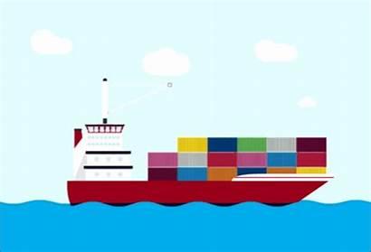 Global Shipping Forwarding Freight Cargo Logistics Supply