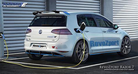 Official Volkswagen Golf Vii Razor 7e For E Golf By