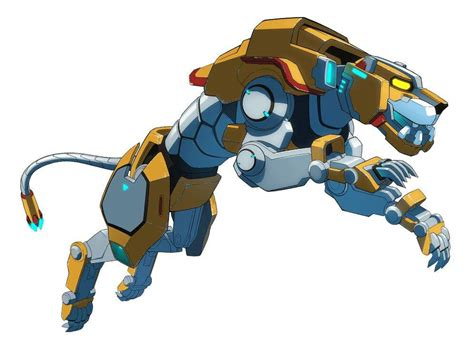 voltron lion yellow legendary defender robot lions force super characters wiki cartoon defenders genders reference armor character 3d females king