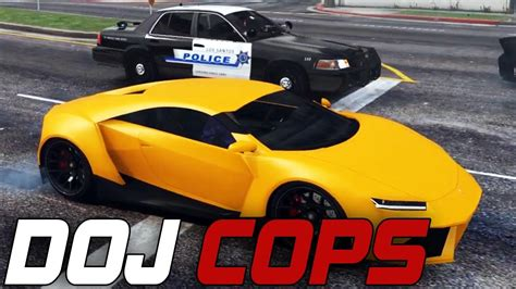 Dept. Of Justice Cops #98