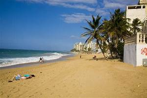 San Juan, Carolina, Puerto Rico; Beach Front Hotels Resorts