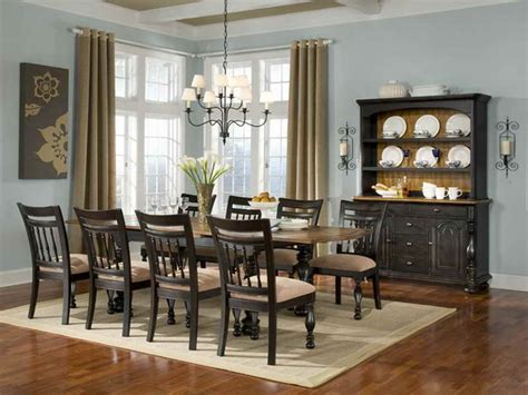country dining room ideas walls warm country dining room wall ideas with curtains