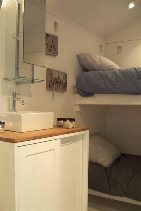 tiny bunk cabin   trailer