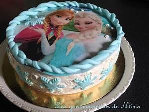 Gâteau Reine Des Neiges : g teau reine des neiges sans p te sucre les ~ Farleysfitness.com Idées de Décoration