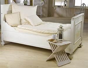 Landhausstil Bett LANDHAUSSTYLE Mode Wohnen Garten Shops