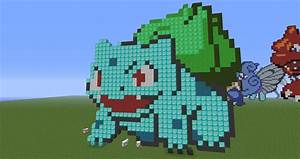 Minecraft Pokemon 001 Bulbasaur