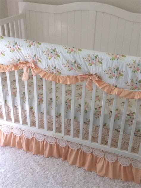 27309 baby nursery bedding 20 best images about coral mint and gray nursery on