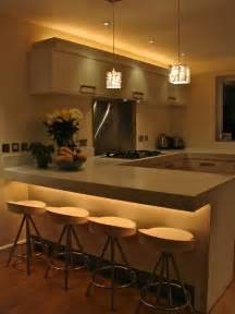 kitchen bar lighting ideas 8 bright accent light ideas for your kitchen
