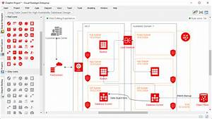 Oracle Cloud Diagram Software