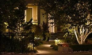 Led light design inspiring landscaping lights kichler